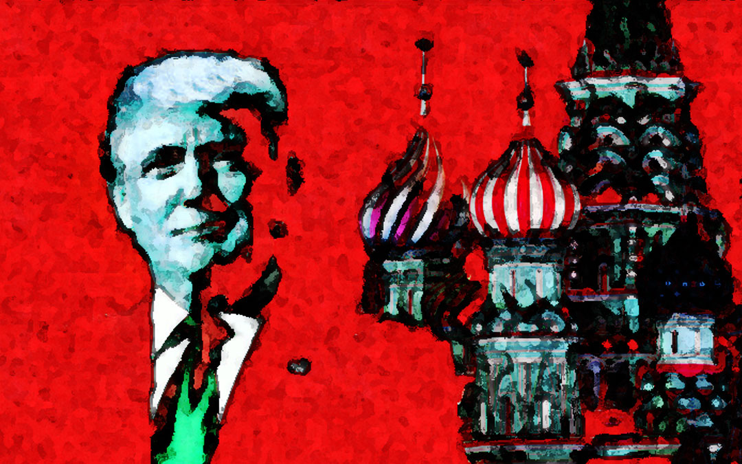 The Russian Distraction